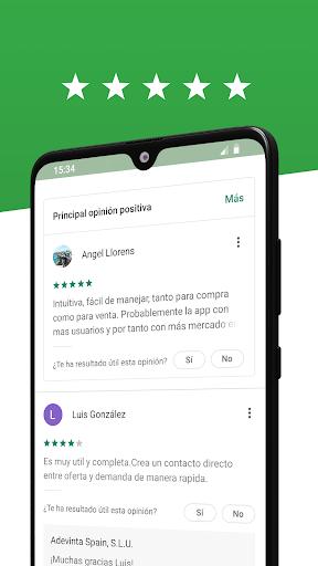 Milanuncios: Segunda mano, motor, pisos y empleo android2mod screenshots 8