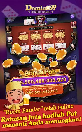 Domino QiuQiu:KiuKiu:99 1.3.3 screenshot 789132