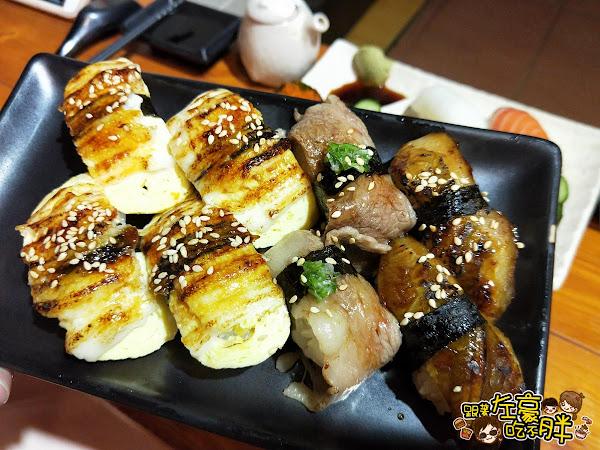 高雄十三巷壽司~必點招牌玉子燒~焦糖甜脆超對味!