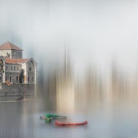 by Károly Trombitás - Digital Art Places ( water, plant, nature )