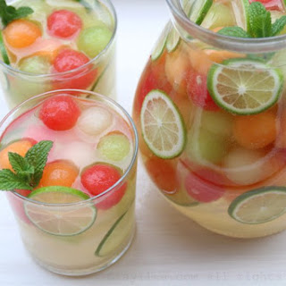 Melon Sangria Recipe