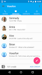 Free Calls & Text Messenger- screenshot thumbnail