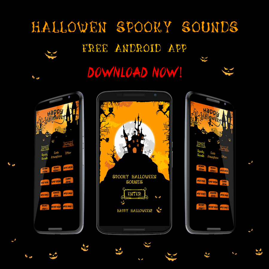 halloween spooky sounds screenshot - Free Halloween Sounds Downloads