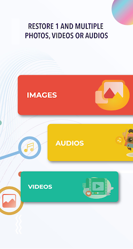 Photo Recovery, Restore Video & Recover Audio Pro screenshot 2