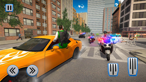 Police Moto Bike Chase u2013 Free Simulator Games 1.4 screenshots 4