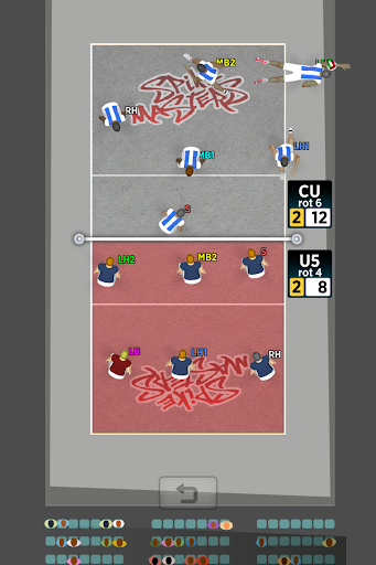 Spike Masters Volleyball 5.2.2 screenshots 1