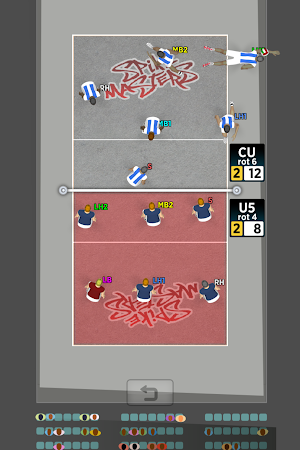 Spike Masters Volleyball 4.6 screenshot 642239