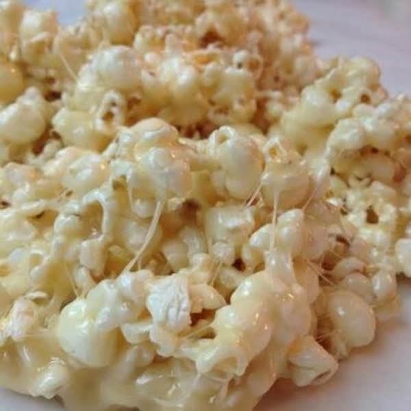 Movie Night Caramel Marshmallow Popcorn Recipe