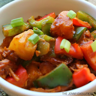 Crock Pot Sweet and Sour Chicken.