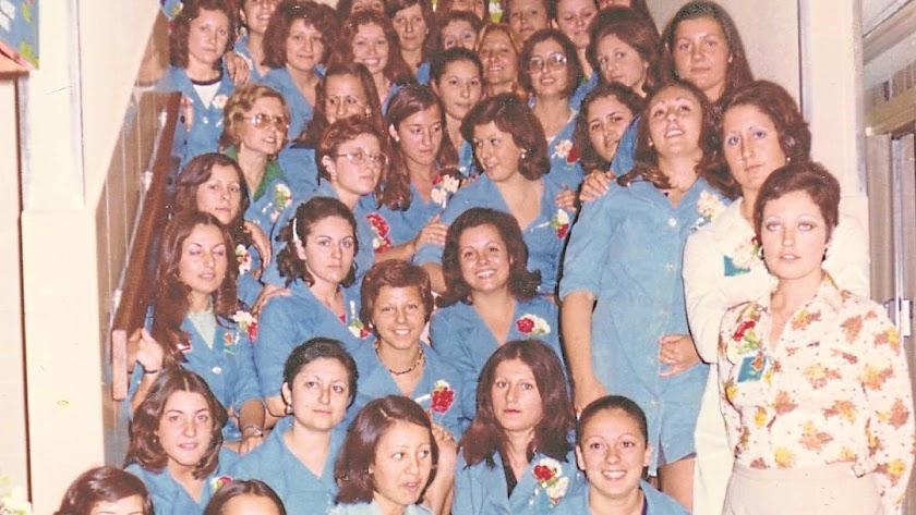 Trabajadoras de Simago.
