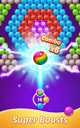 Bubble Shooter Pop-Blast Bubble Star 1.02.5009 screenshots 16