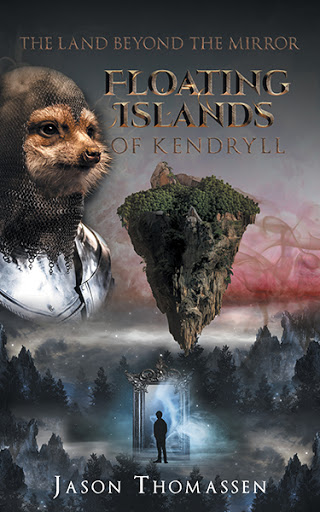 The Floating Islands of Kendryll cover