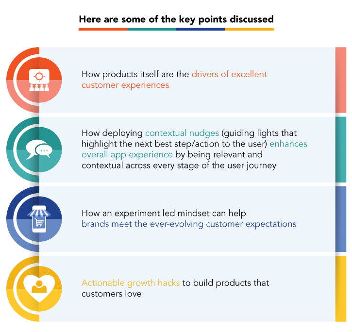 key points that were discussed on product-led growth