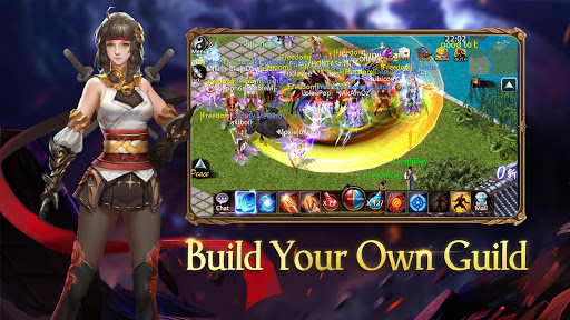 Conquer Online - MMORPG Action Game 1.0.7.8 screenshots 15