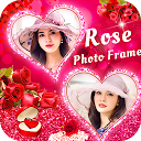 Rose Dual Photo Frame APK