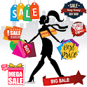 Sale Offer Business Promotion Photo Creator icon