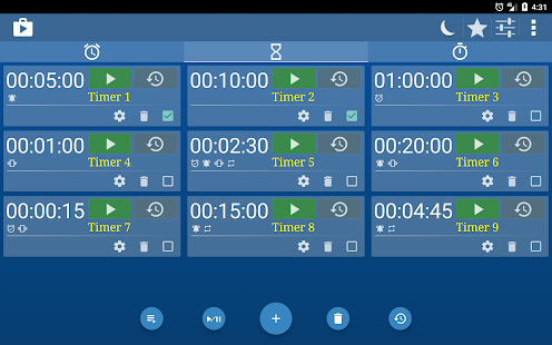 Alarm Clock & Timer & Stopwatch & World Clock- screenshot thumbnail
