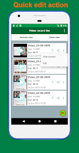 Video call recorder – record video call with audio App Download For Android 4