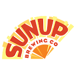 Logo of Sun Up Cask Oatmeal Stout With Black And Tan Coffee Beans