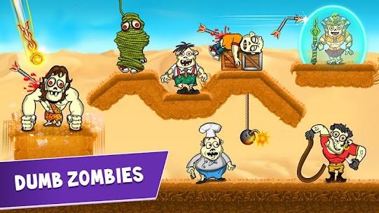 Zombie Archery – Zombies Arrow shooting Games 4