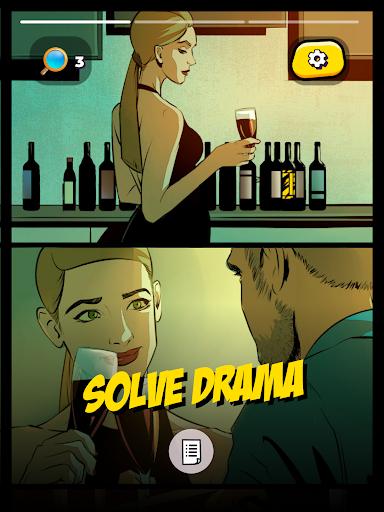 Uncrime: Crime investigation & Detective gameud83dudd0eud83dudd26 1.7.0 screenshots 6