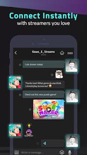 StreamCraft - Live Stream Games & Chat