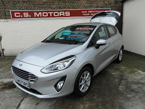 2017 FORD FIESTA ZETEC TURBO