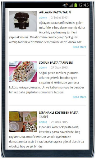 玩生活App|Pasta tarifleri internetsiz免費|APP試玩