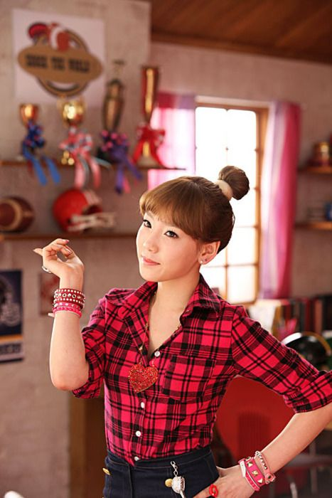 taeyeon hair 16