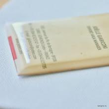 "Photo: ""Глазируем"" визитки смолой Crystal Resin Pebeo: http://www.sangina.ru/catalog/detail/22672_epoksidnaya_massa_s_effektom_glazuri_glazing_resin_dvukhkomponentnaya_150_ml/"