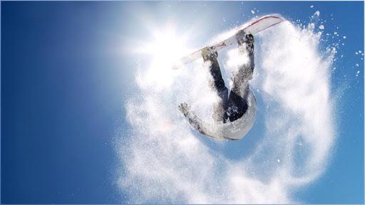 無料娱乐Appのスノーボードの壁紙|記事Game