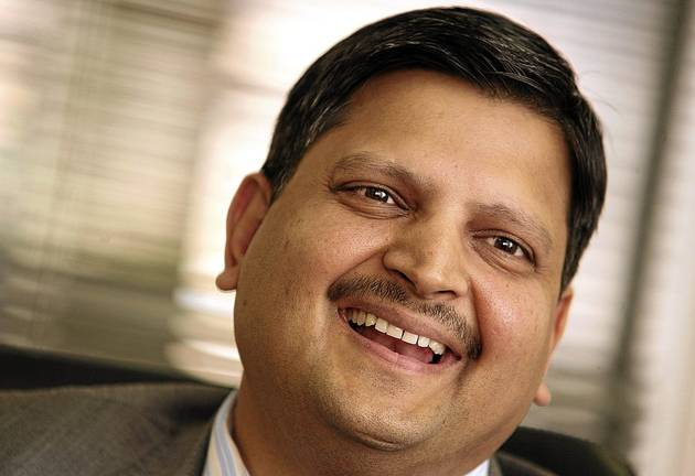 Atul Gupta, the most prominent of the controversial Gupta brothers.