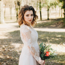 Wedding photographer Anastasiya Svorob (svorob1305). Photo of 18.04.2018