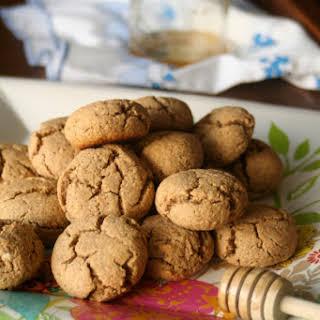 Wholesome Honey Cookies.