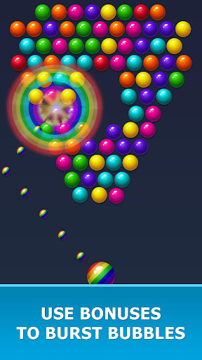 Bubbles Puzzle: Hit the Bubble Free 7.0.16 screenshots 17