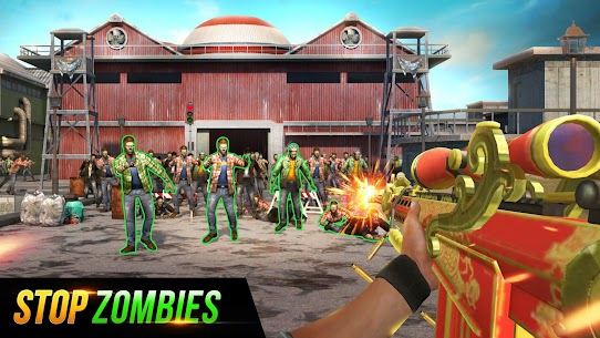 Sniper Honor: Free FPS 3D Gun Shooting Game 2020 5