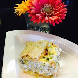 Lidia Bastianich'S Rice & Zucchini Crostata Recipe