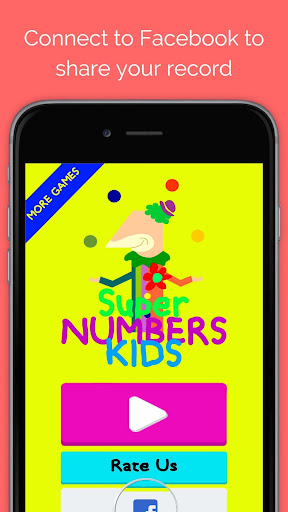 玩教育App|Super Numbers Kids免費|APP試玩