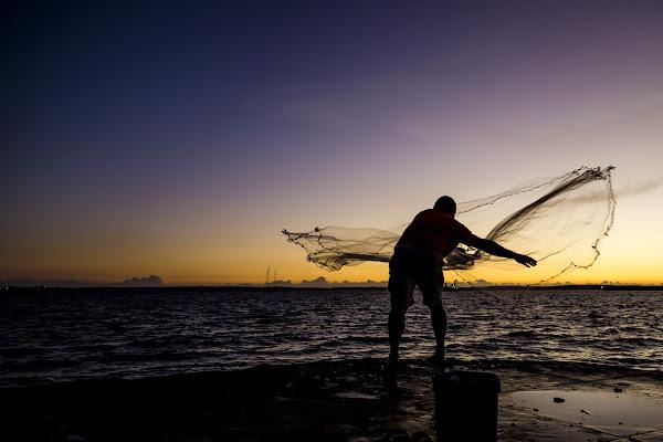 Il pescatore di Gloria Staffa