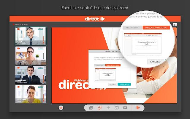 Direct - Screen Sharing