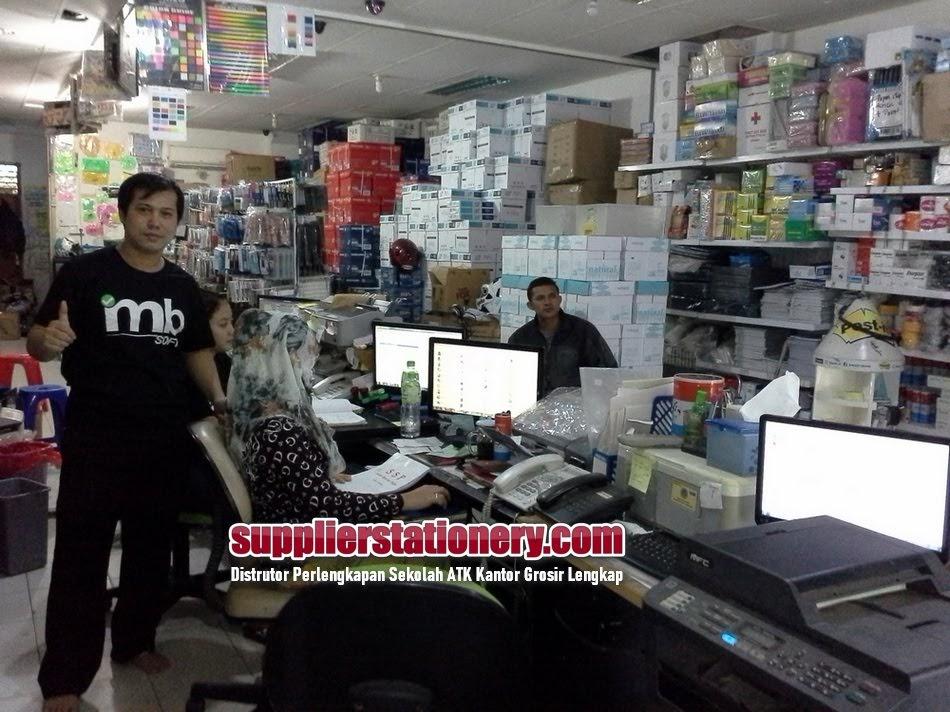 Pusat Stationery - Toko Grosir Alat Tulis Sekolah Murah Jakarta
