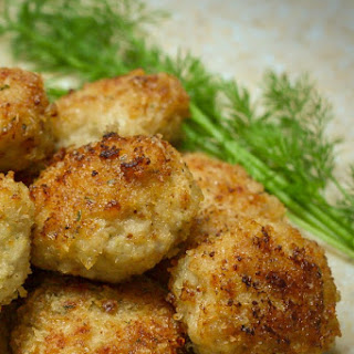 Chicken and Pork Katleti (Russian meat patties- Котлеты).