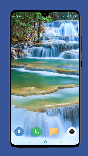Waterfall Wallpaper HD 1.04 screenshots 1