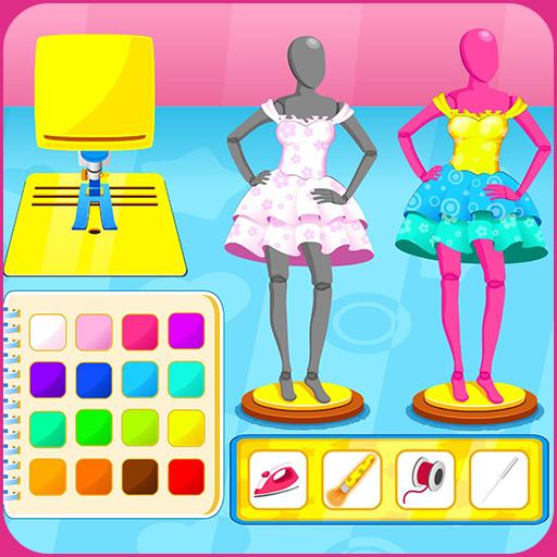 Fashion studio designer Icon