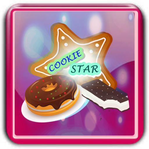 Cookie star crush mania