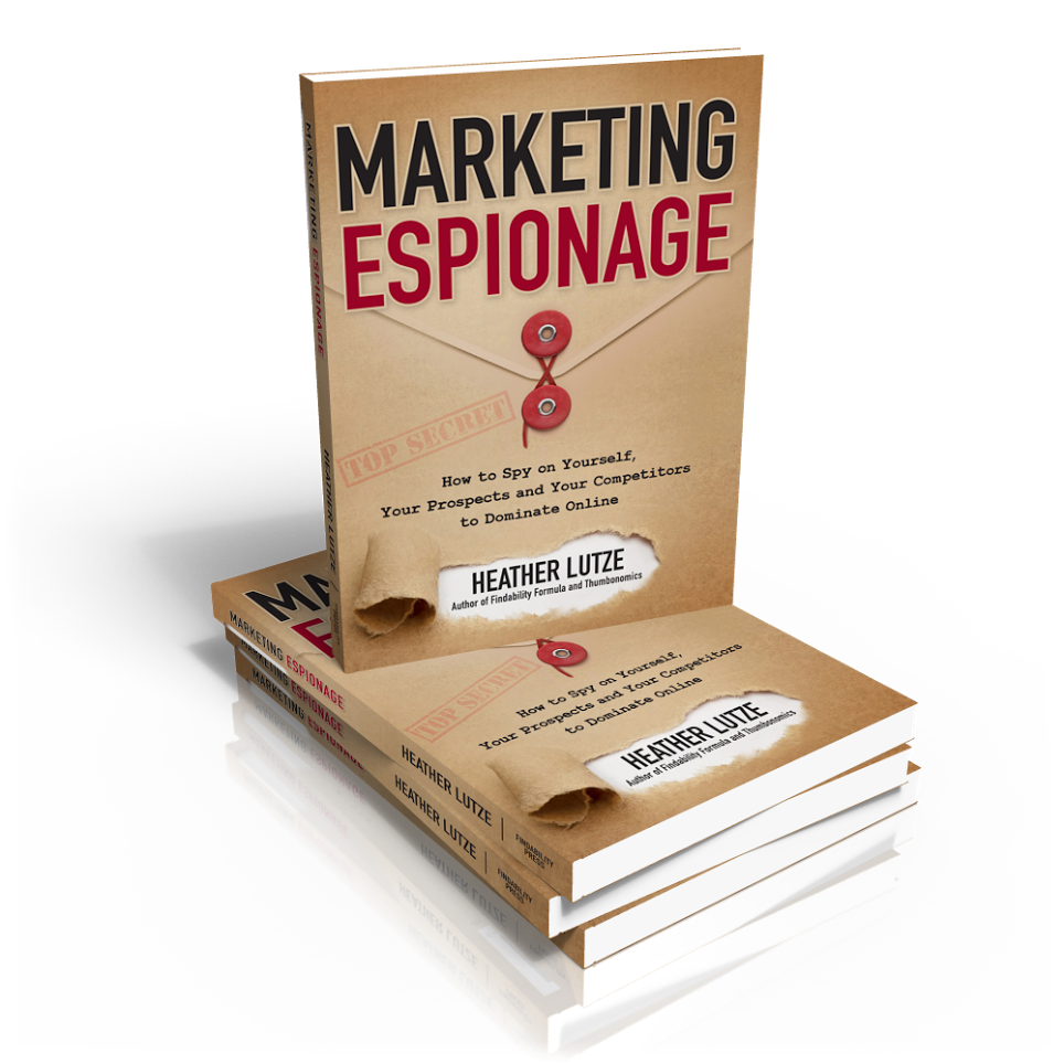 Findability - Marketing Espionage