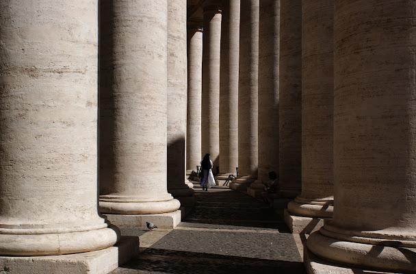 Il colonnato di Amadeus