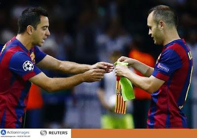 Xavi stopt na dit seizoen met voetballen en wil trainer worden