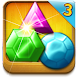 Jewel Match 3 - Androidアプリ
