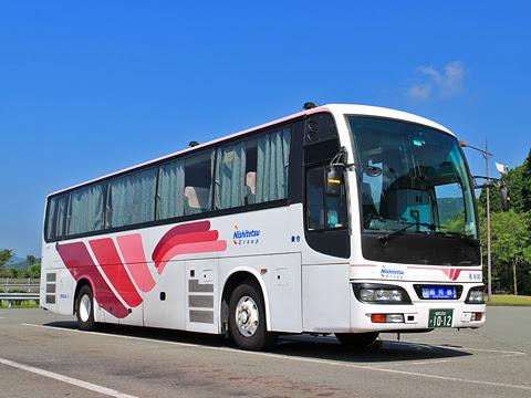 西鉄高速バス「桜島号」ノンストップ便 9135